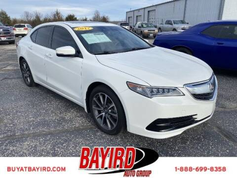 2017 Acura TLX for sale at Bayird Truck Center in Paragould AR
