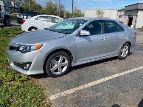 2014 Toyota Camry for sale at Mitchell Motor Company in Madison TN