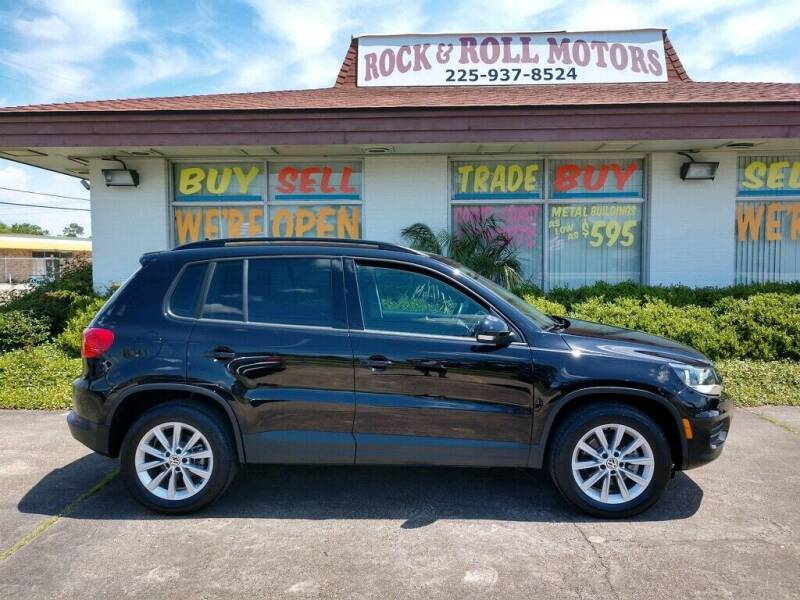 2018 Volkswagen Tiguan Limited for sale at Rock & Roll Motors in Baton Rouge LA