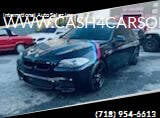 2013 BMW 5 Series for sale at International Auto Sales Inc in Staten Island NY