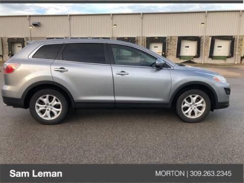 2012 Mazda CX-9 for sale at Sam Leman CDJRF Morton in Morton IL