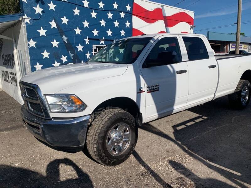 2015 RAM Ram Pickup 2500 for sale at The Truck Lot LLC in Lakeland FL
