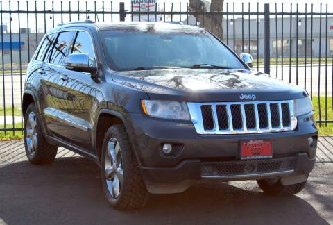 2011 Jeep Grand Cherokee for sale at Avanesyan Motors in Orem UT