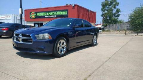 2013 Dodge Charger for sale at Southwest Sports & Imports in Oklahoma City OK