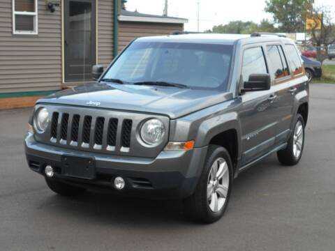 2012 Jeep Patriot for sale at MT MORRIS AUTO SALES INC in Mount Morris MI