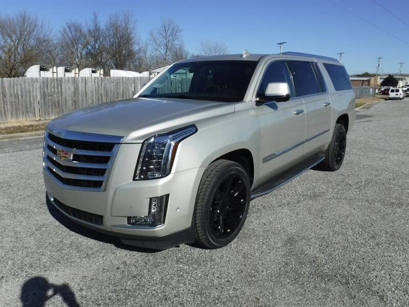 2017 Cadillac Escalade ESV for sale at Memphis Truck Exchange in Memphis TN