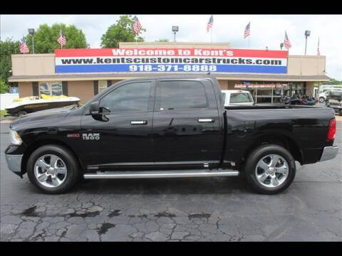 2015 RAM Ram Pickup 1500 for sale at Kents Custom Cars and Trucks in Collinsville OK