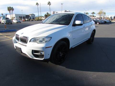 2014 BMW X6 for sale at Charlie Cheap Car in Las Vegas NV