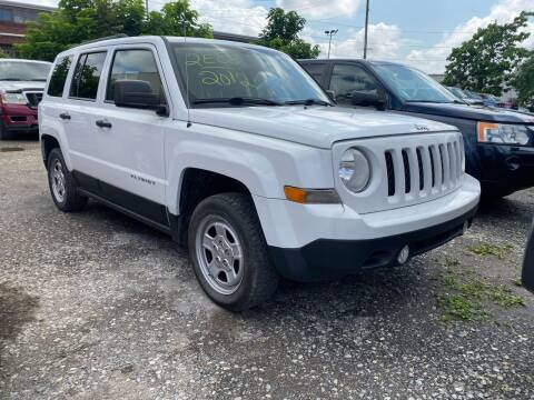2012 Jeep Patriot for sale at Philadelphia Public Auto Auction in Philadelphia PA