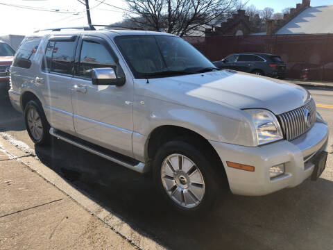 2006 Mercury Mountaineer for sale at Deleon Mich Auto Sales in Yonkers NY