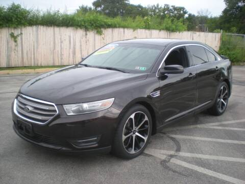 2014 Ford Taurus for sale at 611 CAR CONNECTION in Hatboro PA