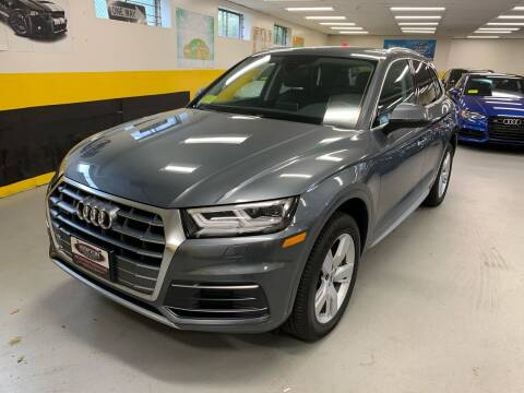 2019 Audi Q5 for sale at Newton Automotive and Sales in Newton MA