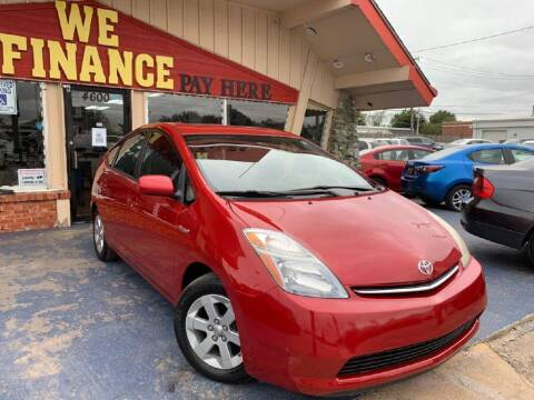 2008 Toyota Prius for sale at Caspian Auto Sales in Oklahoma City OK