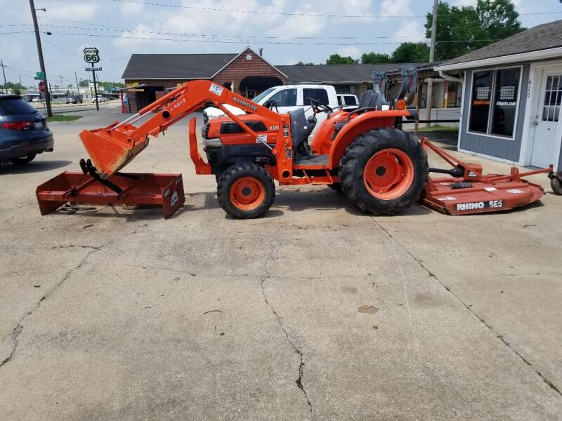 2007 Kubota L3130D for sale at C4 AUTO GROUP in Claremore OK