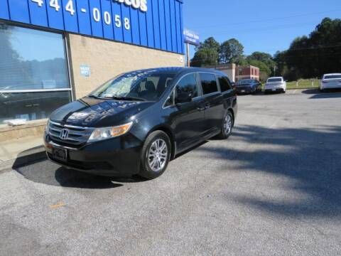 2012 Honda Odyssey for sale at Southern Auto Solutions - 1st Choice Autos in Marietta GA