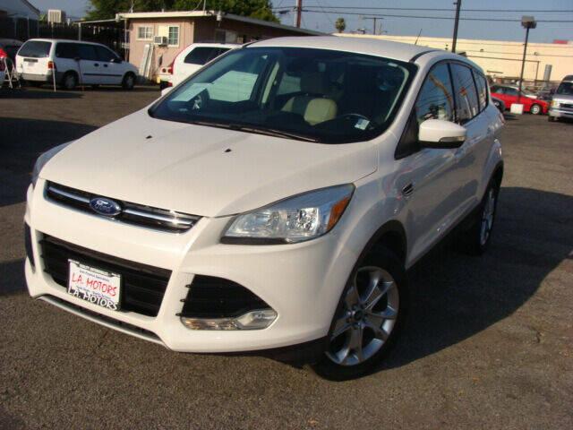 2013 Ford Escape for sale at L.A. Motors in Azusa CA