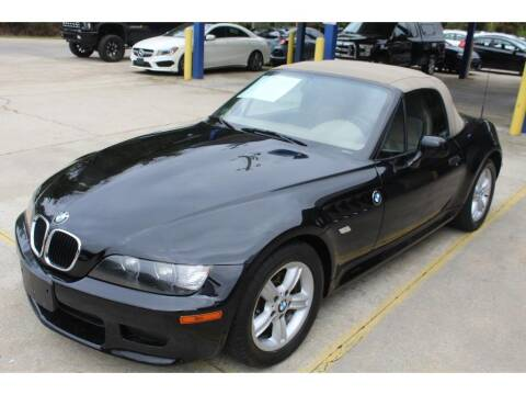 2000 BMW Z3 for sale at Inline Auto Sales in Fuquay Varina NC