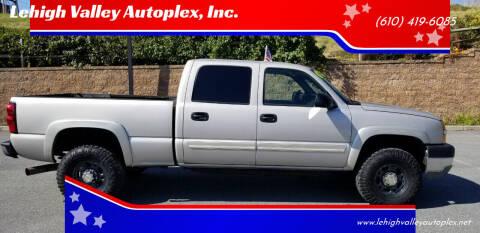 2004 Chevrolet Silverado 2500HD for sale at Lehigh Valley Autoplex, Inc. in Bethlehem PA