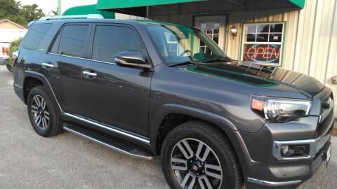 2018 Toyota 4Runner for sale at Haigler Motors Inc in Tyler TX
