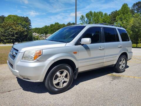 2008 Honda Pilot for sale at WIGGLES AUTO SALES INC in Mableton GA
