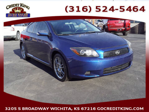 2008 Scion tC for sale at Credit King Auto Sales in Wichita KS
