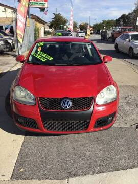 2009 Volkswagen Jetta for sale at One Stop Auto Sales in Midlothian IL