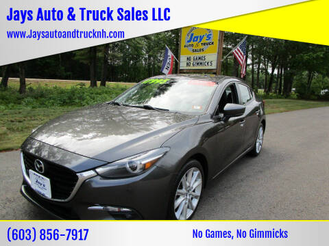 2017 Mazda MAZDA3 for sale at Jays Auto & Truck Sales LLC in Loudon NH