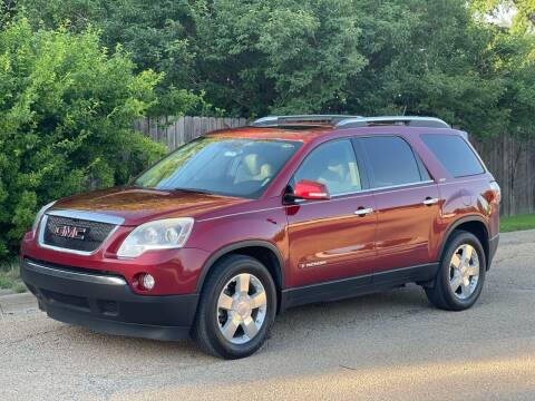 2007 GMC Acadia for sale at THELOT AUTO SALES LLC. in Lawrence KS