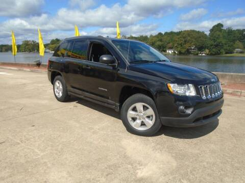 2013 Jeep Compass for sale at Lake Carroll Auto Sales in Carrollton GA