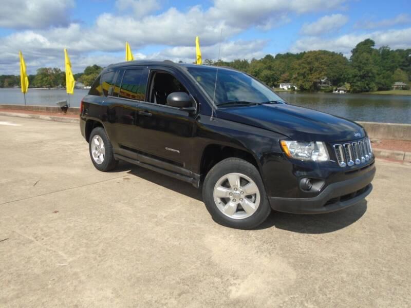 2013 Jeep Compass for sale at Lake Carroll Auto Sales in Carrollton GA