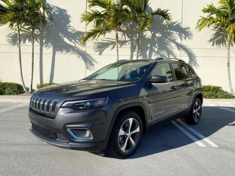 2019 Jeep Cherokee for sale at Keen Auto Mall in Pompano Beach FL