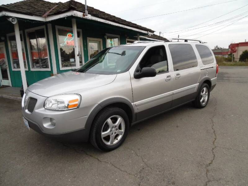 2006 Pontiac Montana SV6 for sale at Gary's Cars & Trucks in Port Townsend WA
