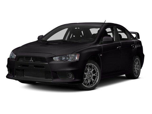 2013 Mitsubishi Lancer Evolution for sale at USA Auto Inc in Mesa AZ