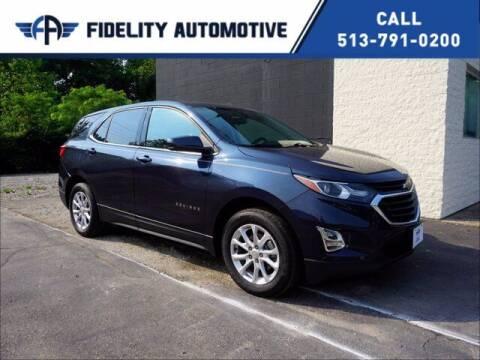 2018 Chevrolet Equinox for sale at Fidelity Automotive LLC in Cincinnati OH