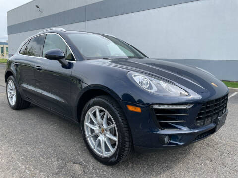 2018 Porsche Macan for sale at Vantage Auto Wholesale in Moonachie NJ