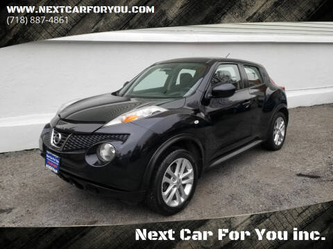 2011 Nissan JUKE for sale at Next Car For You inc. in Brooklyn NY