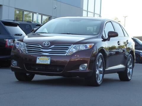 2009 Toyota Venza for sale at Loudoun Motor Cars in Chantilly VA