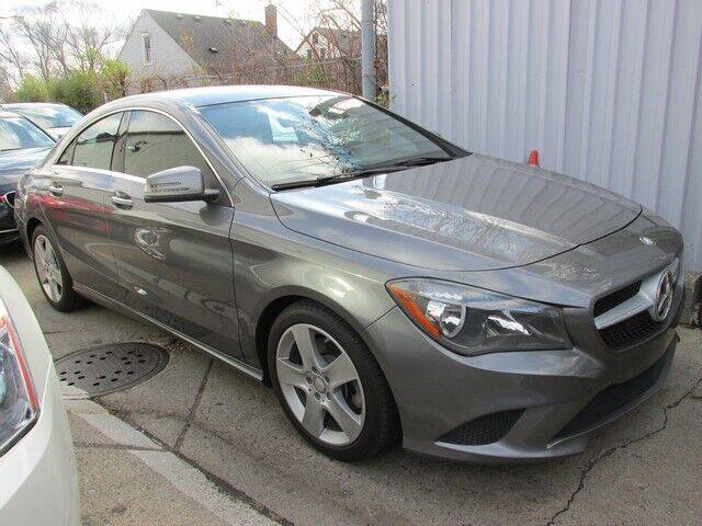 2015 Mercedes-Benz CLA for sale at SOUTHFIELD QUALITY CARS in Detroit MI