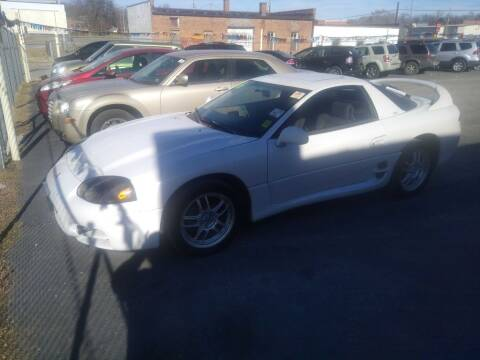 1999 Mitsubishi 3000GT for sale at Jak's Preowned Autos in Saint Joseph MO