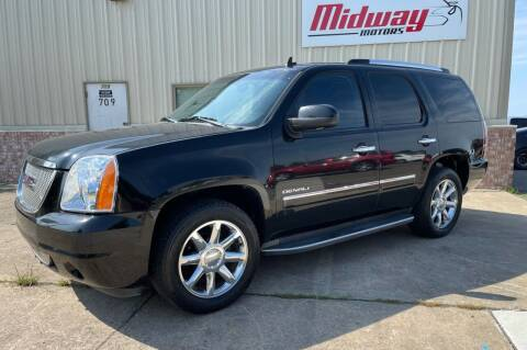 2010 GMC Yukon for sale at Midway Motors in Conway AR