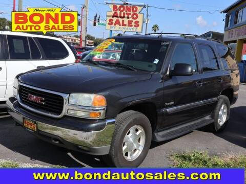 2004 GMC Yukon for sale at Bond Auto Sales in St Petersburg FL
