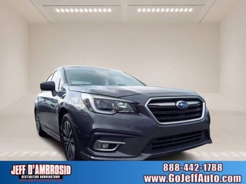2018 Subaru Legacy for sale at Jeff D'Ambrosio Auto Group in Downingtown PA