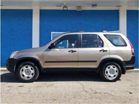 2005 Honda CR-V for sale at Khodas Cars in Gilroy CA