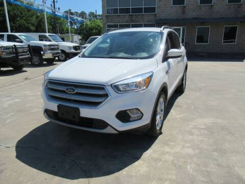 2018 Ford Escape for sale at Lone Star Auto Center in Spring TX
