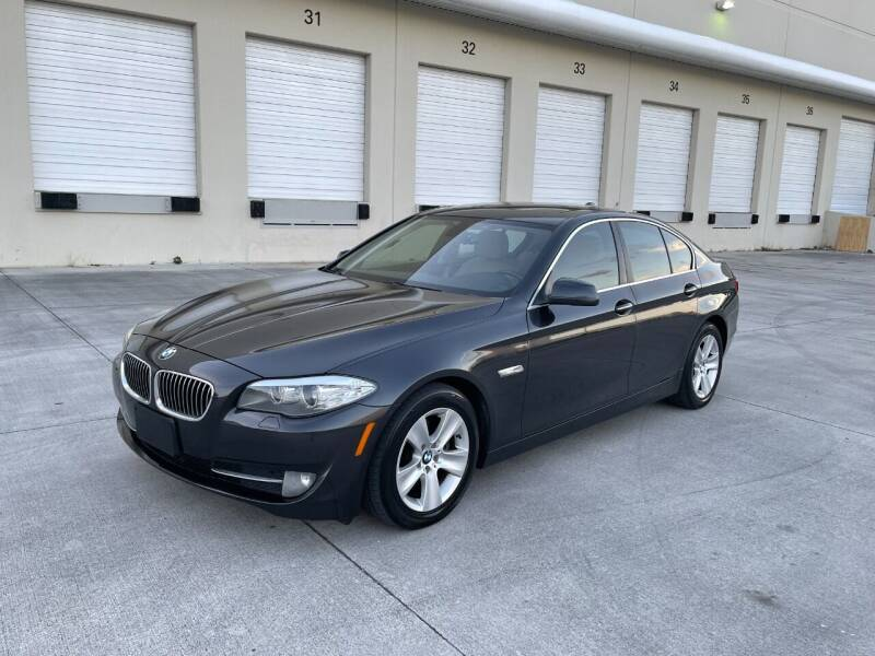 2011 BMW 5 Series for sale at EUROPEAN AUTO ALLIANCE LLC in Coral Springs FL