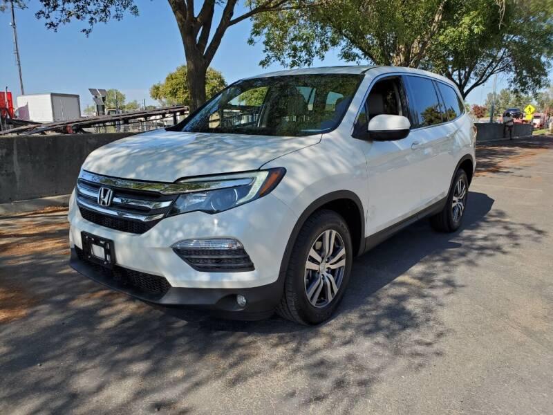 2016 Honda Pilot for sale at Matador Motors in Sacramento CA