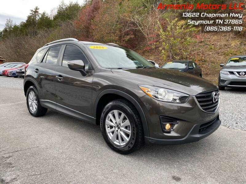 2016 Mazda CX-5 for sale at Armenia Motors in Seymour TN