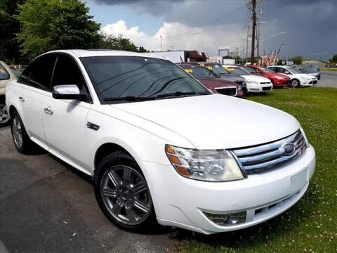 2008 Ford Taurus for sale at Budget Auto Sales & Services in Havre De Grace MD