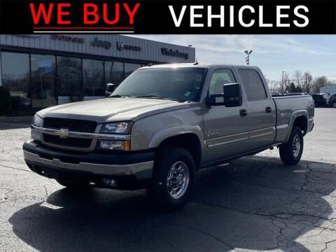 2003 Chevrolet Silverado 1500HD for sale at Vicksburg Chrysler Dodge Jeep Ram in Vicksburg MI