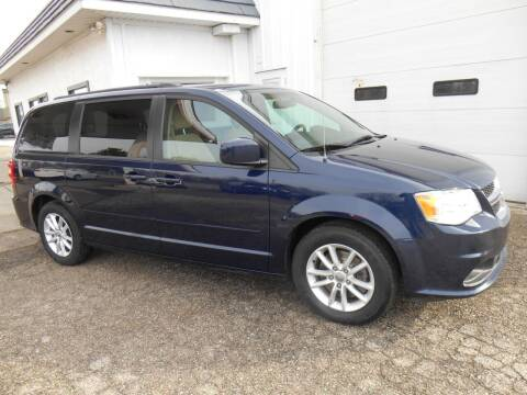 2016 Dodge Grand Caravan for sale at Unity Motors LLC in Jenison MI